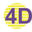 4D Electronics LTD Logo